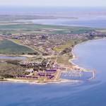 Marina og Feriecenter og bådhaller
