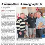 Lokalavisen den 26.6.2012