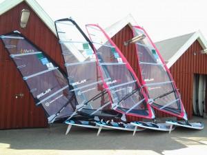 Surf afd. har indkøbt nyt begynder surf grej, vi takker vore sponsorer Heta, Lemvig Strand Camping, Tømermester Steen Steensgård samt Jyskebank.
