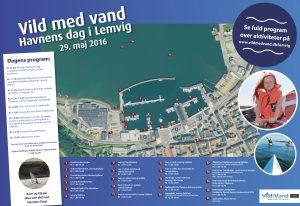 VildMedVand HAVNENS DAG Lemvig 29 maj 2016